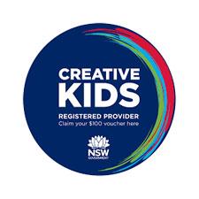 CREATIVE KIDS NSW Registered Provider